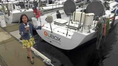 充满喜悦的等待 美女主持带你领略悉尼霍巴特帆船赛别样风景