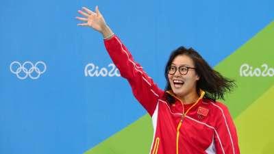 九零后奥运选手 不靠奖牌也能博人眼球