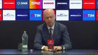 米兰CEO:营业额要翻倍 欧冠8强可增加5000万欧收入