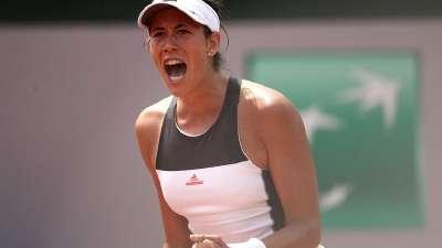 法网-穆古拉扎逆转小将 卫冕冠军艰难进第三轮