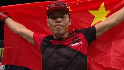 UFC新加坡赛李景亮一致判定胜卡马乔 豪取3连胜