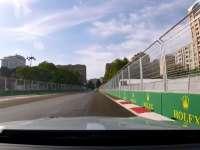 如此车载你见过吗?F1医疗车带你走巴库市街赛道