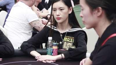 GPL中国美女牌手17妹火了,你真的了解GPL和德州吗