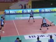 男排联赛 浙江体彩0-3上海金色年华