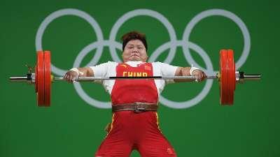 第15金!孟苏平背水一战夺女举+75公斤级金牌