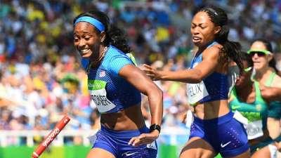 外媒看奥运之十三:接力风波 奥运只记住胜利者