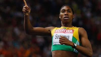 新华社奥运观察:性别之惑,从塞曼亚的争议说起