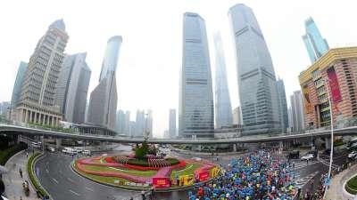 竞赛规程详解!4月23日上海国际半程马拉松开跑