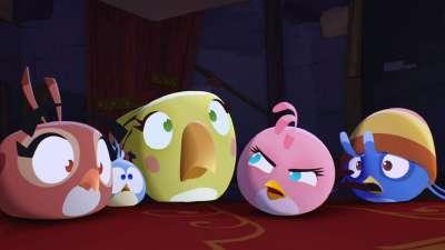 愤怒的小鸟史黛拉 第二季13