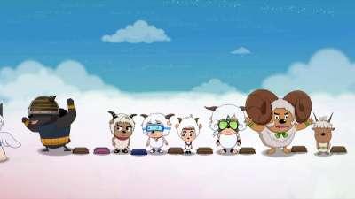喜羊羊与灰太狼竞技大联盟31