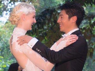 40岁撒贝宁与李白大婚