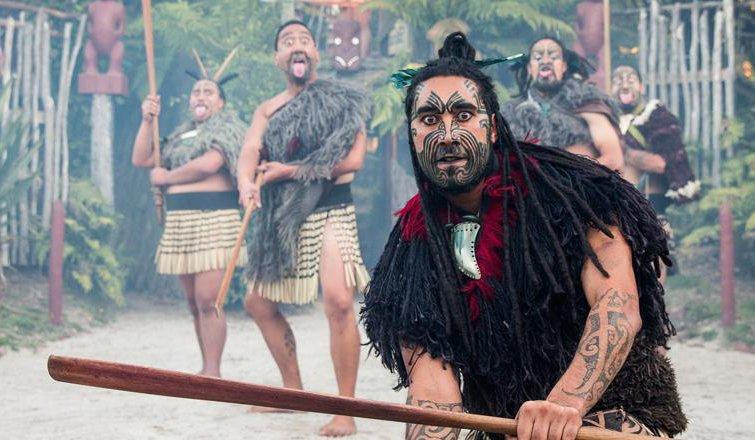 罗托鲁瓦毛利文化