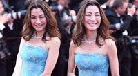 Michelle Yeoh demonstrates tenderness