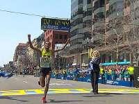 埃塞俄比亚选手包揽波士顿马拉松男女冠军创历史