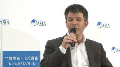 优步CEO的创业路 专访特拉维斯·卡拉尼克