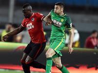 中超-国安乐视0-0闷平宏运 伊尔马兹屡失良机