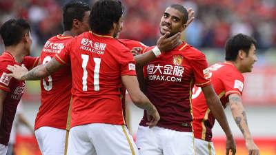 中超-于汉超阿兰破门 恒大2-0华夏幸福8连胜