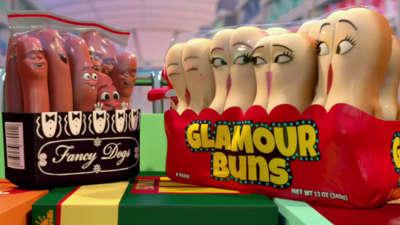 《香肠派对》首曝预告特辑 史上第一部限制级CG动画电影
