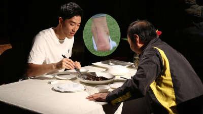 刘翔首谈退赛隐情露伤疤 下厨谢孙指导破不和传闻