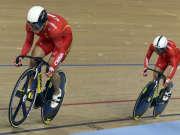 奥运会场地车团体竞速赛