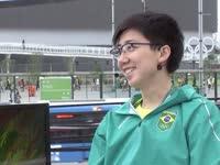 《乐在里约》第9期  巴西国乒队中的南宁姑娘