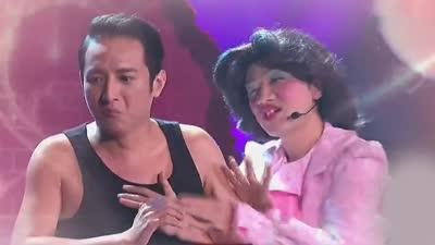 王祖蓝演绎《阴天》 谢娜乱舞时刻