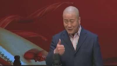 徐松林丑角说唱 须生唱段秋江月打镇台