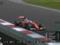 F1墨西哥站维斯塔潘切西瓜不让:维特尔怒骂查理傻X