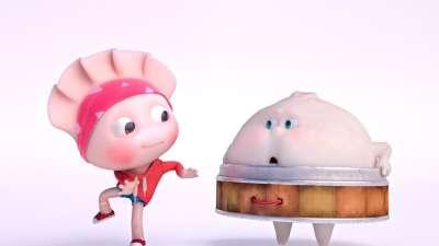 《吃货宇宙》首曝国际预告 中国美食逗比梦幻乌托邦
