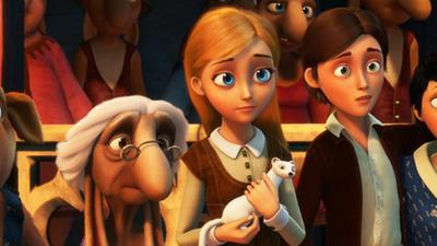 《冰雪女皇之冬日魔咒》终极版预告片  全家一起跨冰过年