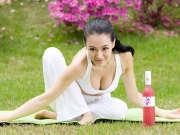 VR女友第一人称瑜伽