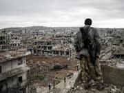 叙利亚陷阱:反对阿萨德的战争