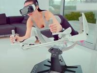 未来的健身会是什么样子?VR带你体验宇宙穿梭