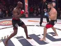 Bellator勇士格斗赛172 刚果vs汤普森