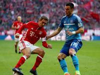 拜仁慕尼黑vs汉堡(上)