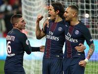 巴黎圣日耳曼1-0南锡