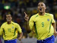 巴西队史十佳球 卡洛斯领衔大罗竟垫底