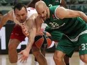欧篮-卡拉希斯13分 帕纳辛纳科斯74-61米兰阿玛尼
