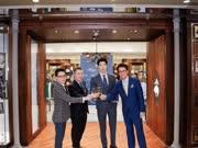 【乐尚播报】Brooks Brother 北京东方新天地店隆重开幕经典格调再现美式风情