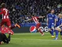 欧冠-萨乌尔破门瓦尔迪建功 马竞总比分2-1晋级半决赛