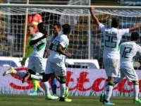 意甲-贝拉尔迪助攻马特里破门 萨索洛3-1逆转恩波利