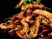 《暖暖的味道》20170723:小海鲜大作战 秘香皮皮虾