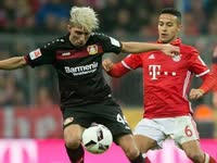 拜仁慕尼黑vs勒沃库森(下)