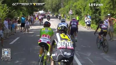 2015环法自行车赛第16赛段全场录播(中文) 20150720