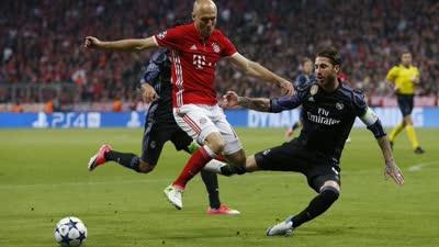 录播-拜仁慕尼黑VS皇家马德里(詹俊 张路)16/17赛季欧冠