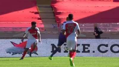法甲-法尔考中柱姆巴佩建功 摩纳哥3-1图卢兹联赛8连胜