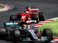 2017年F1西班牙站正赛(周才鸿、田志飞) 全场录播