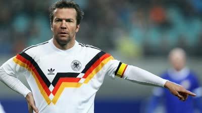 联合会杯最年长进球者 德国传奇马特乌斯宝刀不老