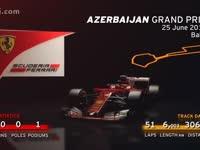 2017年F1阿塞拜疆大奖赛 法拉利车队官方前瞻