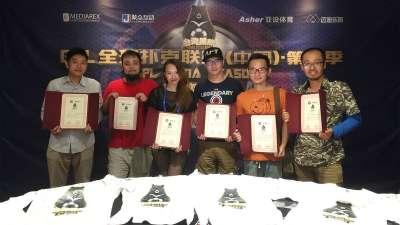 GPL中国站台湾赛区海选赛 创出开赛以来最高分数